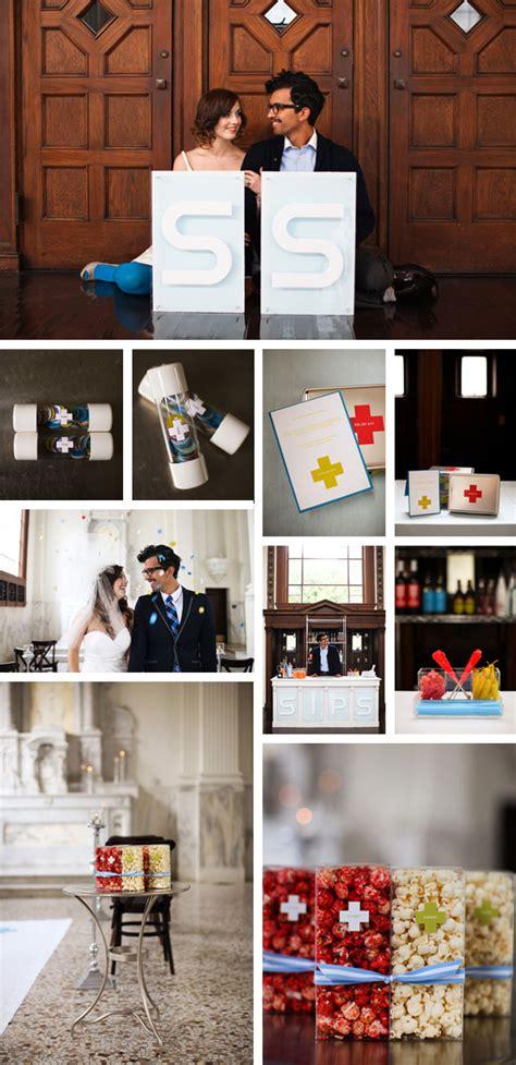 cool ideas for a modern wedding