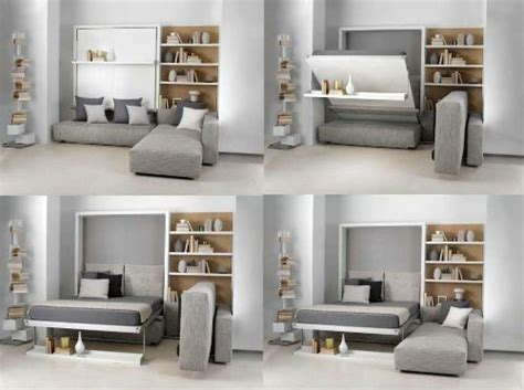 23 Really Inspiring Spacesaving Furniture Designs For