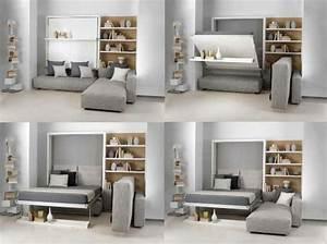 23 really inspiring space saving furniture designs for for Furniture designs for small living room