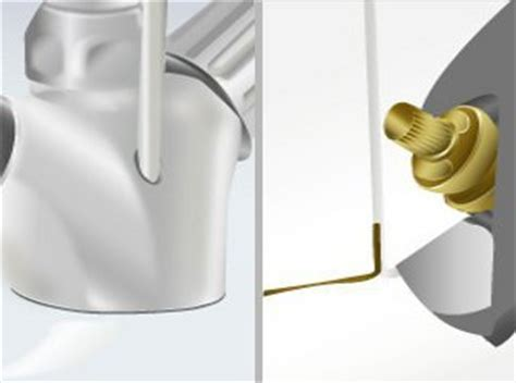 robinet cuisine qui fuit comment réparer robinet qui fuit
