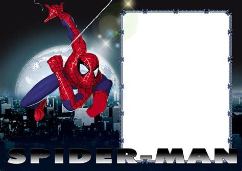 molduras do homem aranha