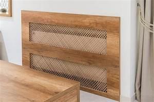 Fabriquer Un Cache Radiateur : comment fabriquer un cache radiateur le blog de mon magasin g n ral ~ Melissatoandfro.com Idées de Décoration