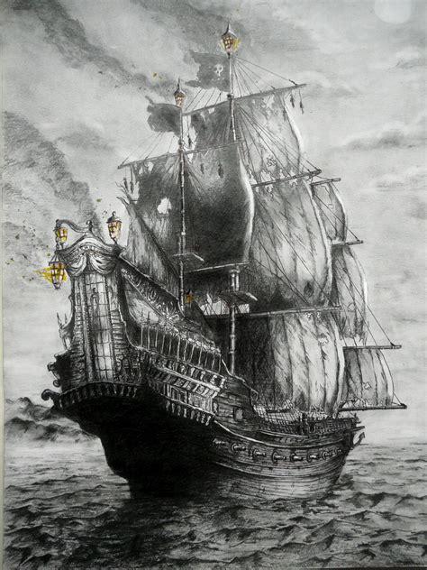 Queen Annes Revenge By Bluepaintart On Deviantart