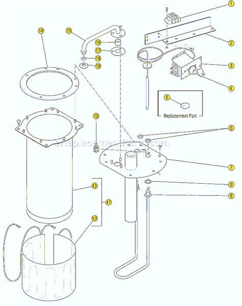 Bunn Wiring Diagram by Bunn Vpr Parts List And Diagram 29999 0000 39065 0000