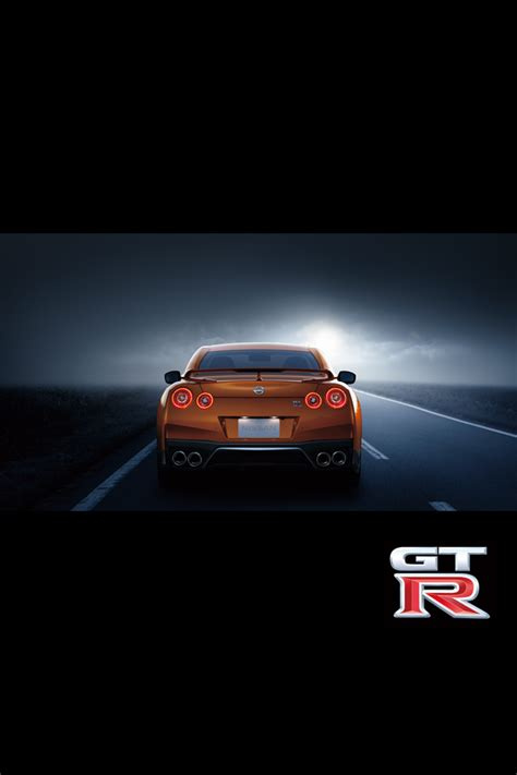 nissan gt  iphone