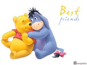 Best Friend Cartoon Characters
