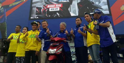 Komentar Konsumen Pemilih Warna Merah Untuk Skutik Yamaha