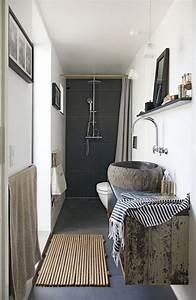 Style De Salle De Bain : salle de bain rustique 46 id es inspirations photos ~ Teatrodelosmanantiales.com Idées de Décoration