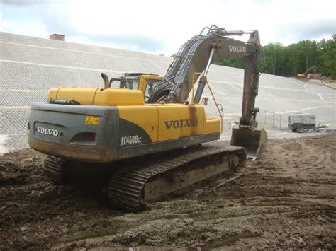 Volvo 460 Excavator For Sale 100,000 Lb Excavator
