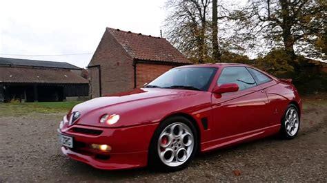 2002 Alfa Romeo Gtv Cup 3.0 V6 Number 27/155
