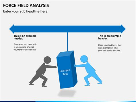 field analysis diagram template field analysis powerpoint template sketchbubble