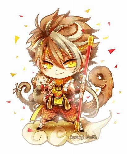 Chinese Happy Evil Chibi Everyone Deviantart Anime