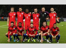 England XI for Euro 2016 Here's our team for the
