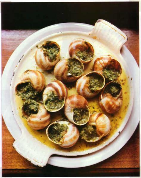 cuisine escargot animals snails food items