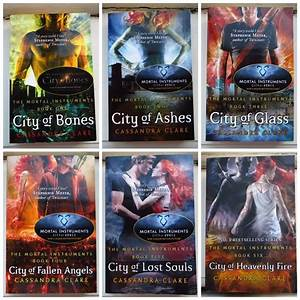 Book Review: The Mortal Instruments series – Floating in ...