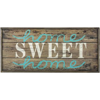 Hobby Lobby Wall Decor Sayings by Home Sweet Home Wood Pallet Wall Decor Hobby Lobby 1128545