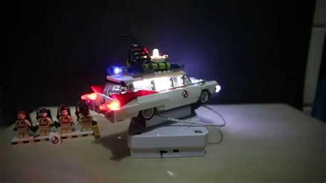lego  ghostbusters ecto  liteupblock led usb kit
