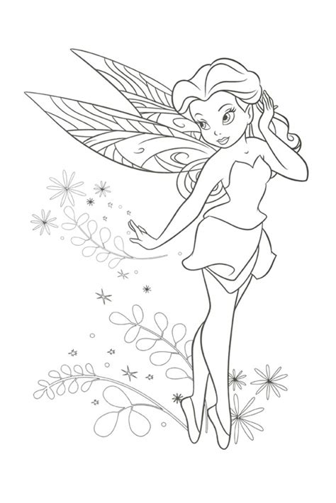 fairy coloring pages overview  great sheets  color