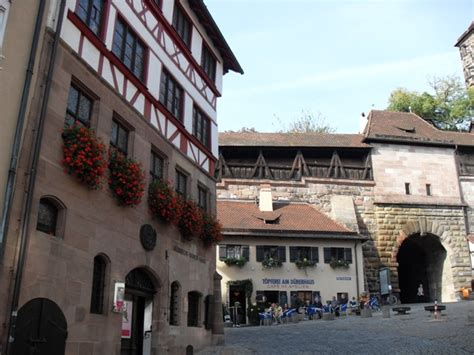 Albrecht Dürer Haus Nürnberg by Wohnmobil Tour Sachsen Franken
