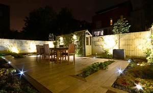 Eclairage Exterieur Jardin : clairage ext rieur led en 50 id es de luminaire de jardin ~ Melissatoandfro.com Idées de Décoration
