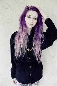All Carito Fashion: Trend- purple hair