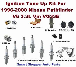 Ignition Tune Up For 1996