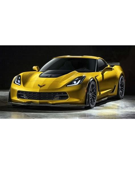 Next Generation Corvette (c8) May Use Hybrid Powertrain