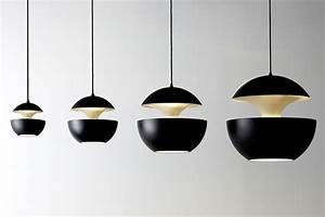 Lampe Skandinavisches Design : pendelleuchte im sixties design here comes the sun schwarz casa lumi ~ Markanthonyermac.com Haus und Dekorationen