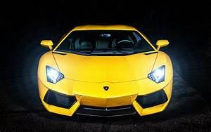 Color amarillo Lamborghini Aventador LP700 4 Fondos de pantalla 2560x1600 Fondos de descarga