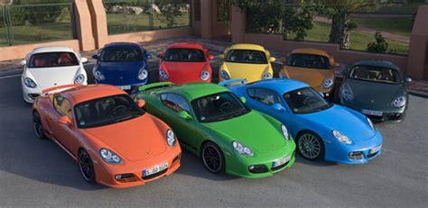 2009 Most Popular Car Colors