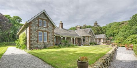 Luxury Cottages & Lodges In Scotland