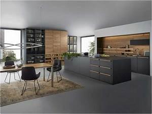 Küche Modern Mit Kochinsel Holz : 10 moderne k che design ideen ~ Bigdaddyawards.com Haus und Dekorationen