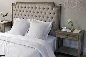 Tete Lit Capitonnée : photo tete de lit capitonnee ~ Premium-room.com Idées de Décoration