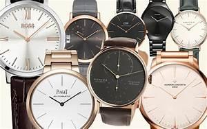 Uhren Trend Damen : schlichte uhren die zehn sch nsten minimalistischen uhren ~ Frokenaadalensverden.com Haus und Dekorationen