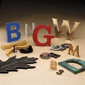 cast metal letters signs of all kinds llc With gemini cast aluminum letters