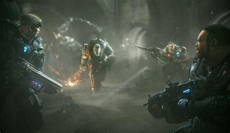 Hands On With Gears Of War Judgments Surprising Epilogue