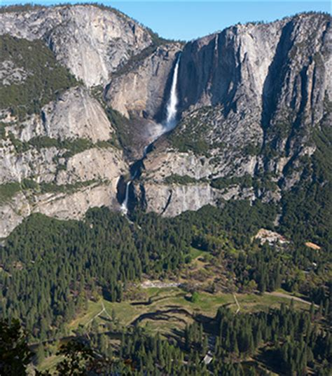 Four Mile Trail Yosemite National Park