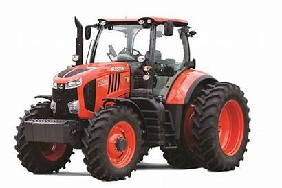 Kubota Farm M7 Tractor Series Equipment Tractors