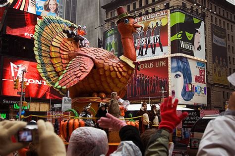 macy s thanksgiving day parade lists that actually matter
