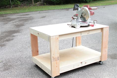 easy build workbench buildsomethingcom