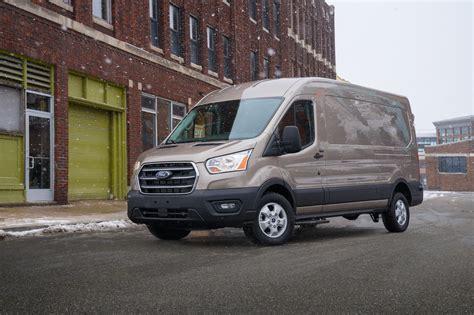 mercedes fords releasing  awd transit van