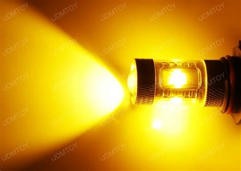 3000k yellow 30w cree xp e high power led bulbs for fog lights