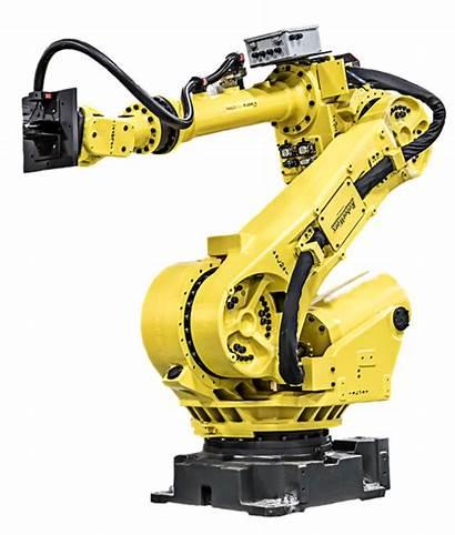 Fanuc Industrial Robots Robot Industry Robotics Background