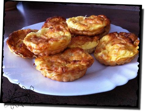quiche sans pate de tupperware mini quiche lorraine sans p 226 te les plaisirs gourmands de thd