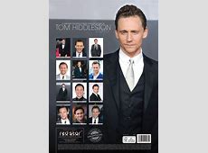 Tom Hiddleston Calendars 2019 on UKpostersEuroPosters