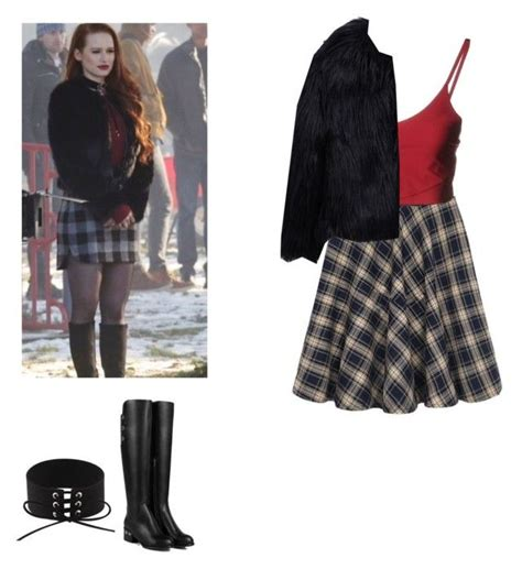 15 best Veronica Lodge images on Pinterest | Veronica lodge style Riverdale fashion and ...