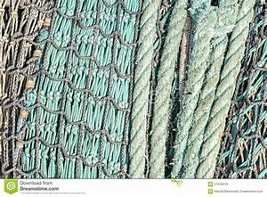 Fishing net background stock image. Image of rope, food ...