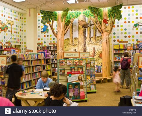 barnes and noble tustin american department chain stock photos american