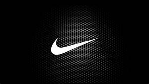 New White And Black Nike Logo Best HD Wallpaper Background ...