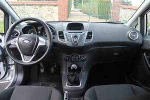Ford Ka Interieur : essai ford fiesta tdci 75 un acc s privil gi ~ Maxctalentgroup.com Avis de Voitures